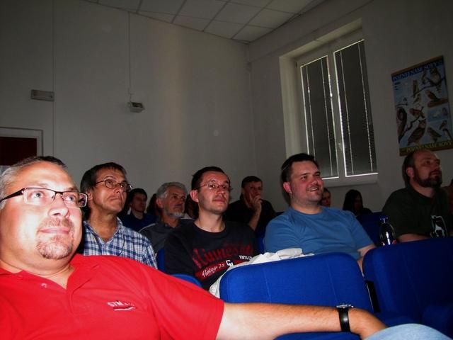 Kosmoschůzka červen 2010