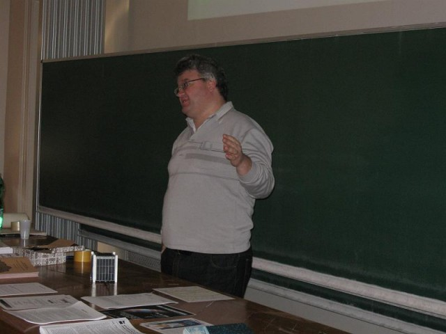 Milan Halousek o české kosmonautice a vzdělání
